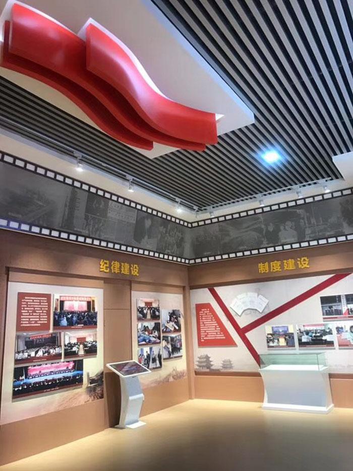 甘肃博物馆展厅设计公司