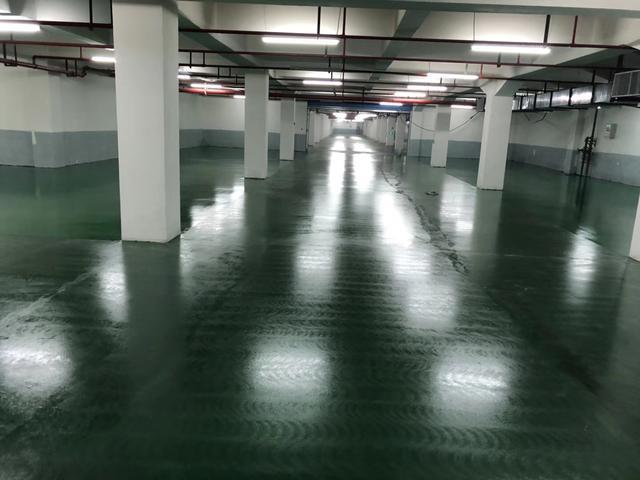 环氧防腐蚀耐磨地坪