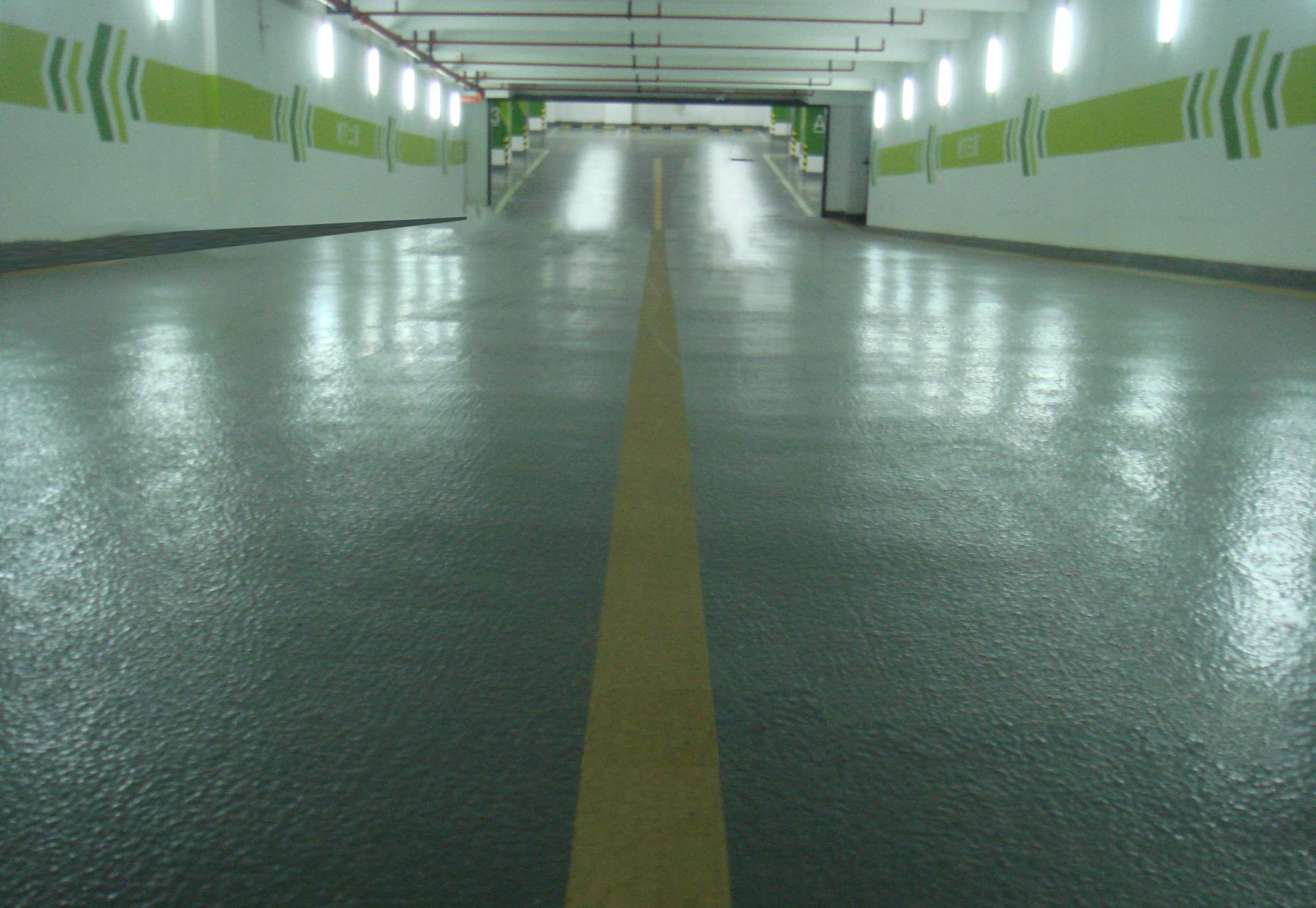 环氧皱面防滑地坪