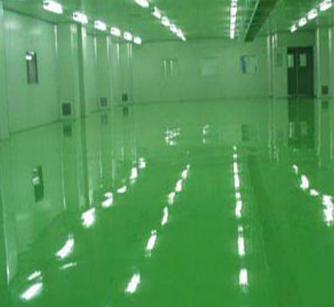 环氧耐磨地坪漆施工