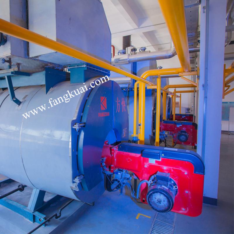 工业蒸汽锅炉改造