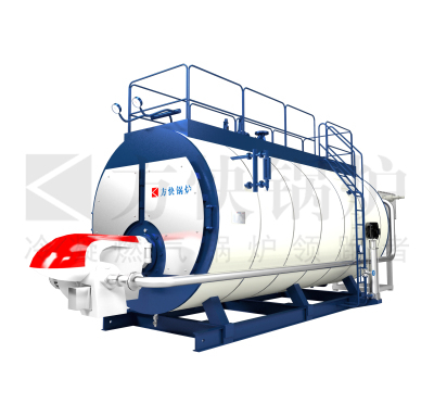 低氮FGR燃氣蒸汽鍋爐-分體式