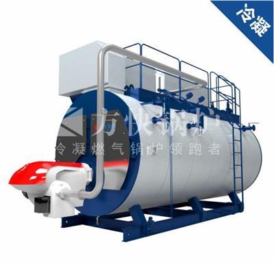 低氮FGR燃氣蒸汽鍋爐-一體冷凝式