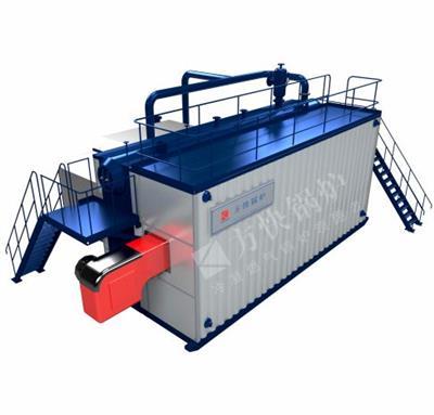 燃油气冷凝式水管锅炉--过热蒸汽