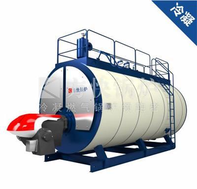 甘肅燃油氣承壓鍋爐