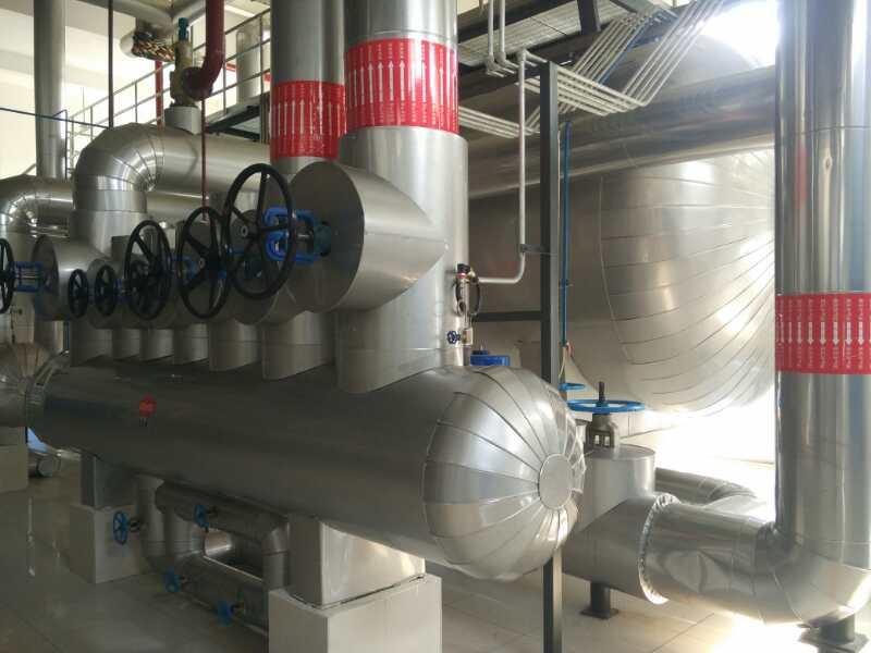 海石湾窑街煤矿集团安装蒸汽锅炉案例