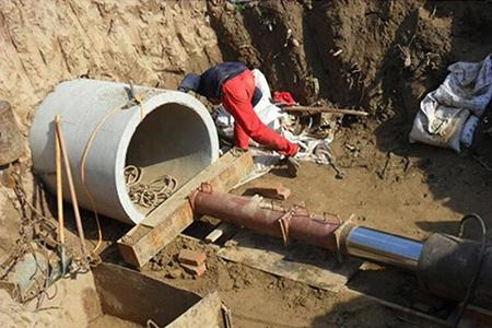 绿化非开挖顶管工程