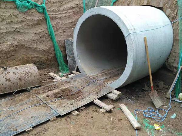 河北保定非开挖工程