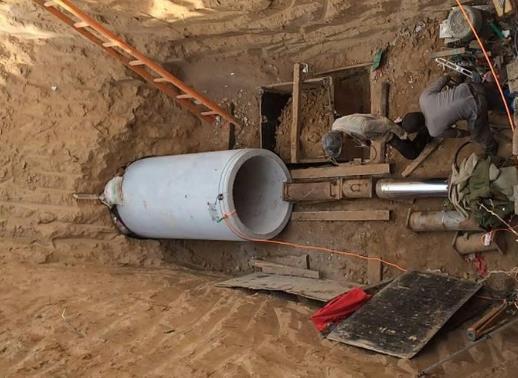 顶管工程公司浅谈水利水电工程顶管施工的原理是什么?