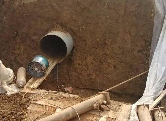 顶管工程厂家简述给排水管道施工如何进行合理安排?