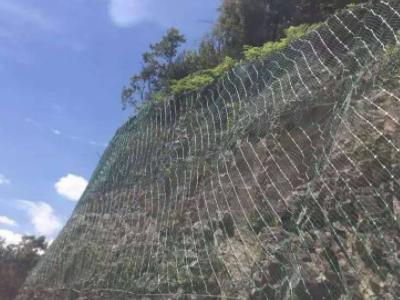 甘肃公路边坡防护网厂家