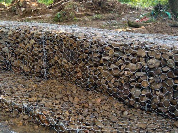 石笼网挡墙的作用是什么?武威石笼网厂家告诉你