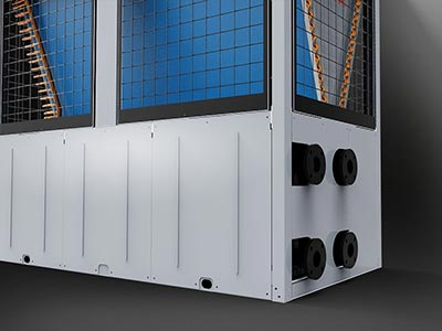 超低温采暖热泵机组