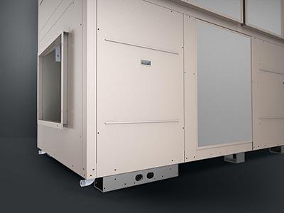 空气源冷暖机组