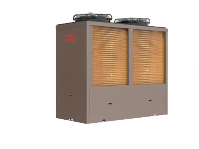 低温空气源热泵