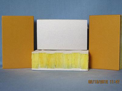 蘭州保溫裝飾一體板