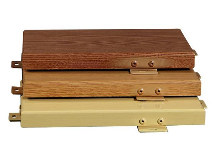 兰州仿木纹铝单板厂家价格