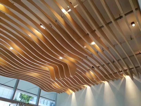 异型铝方通吊顶