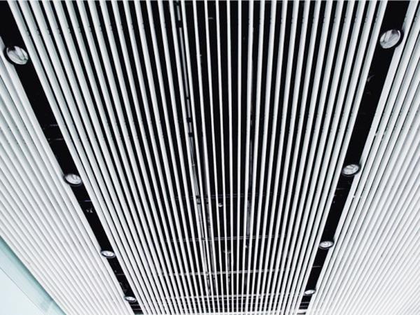 铝挂片吊顶