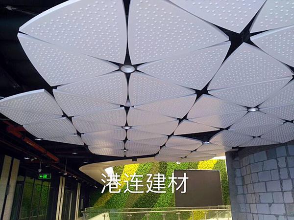 幕墙蜂窝铝单板