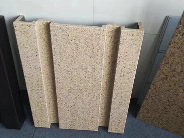 仿石材外墙铝单板