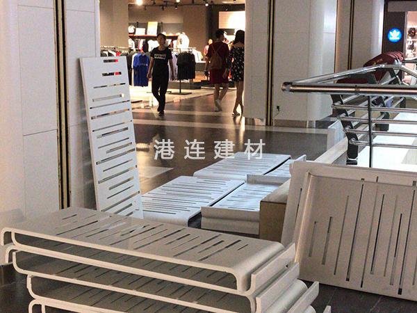 室内异型铝单板