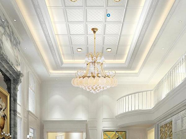 高贵典雅的铝天花吊顶