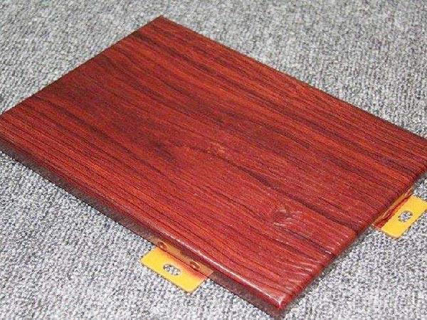 木纹铝单板价格受哪些因素影响