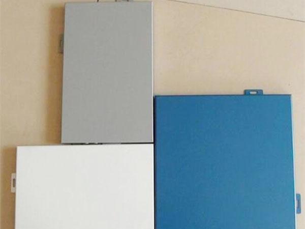 铝单板幕墙分类