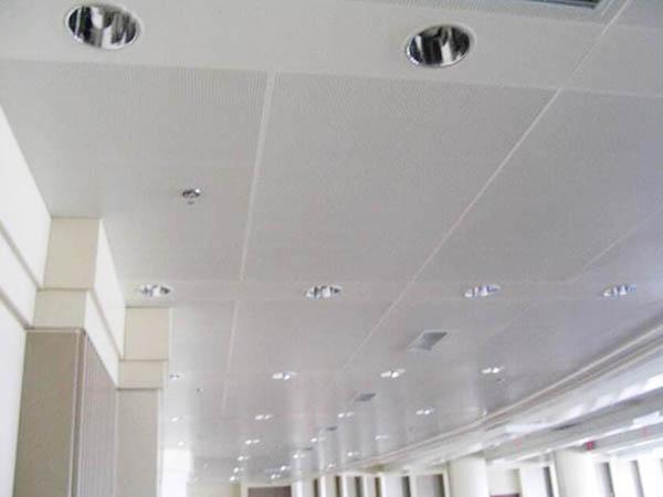 铝天花板有哪些好处