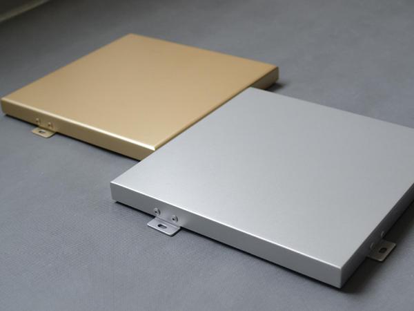 氟碳铝单板喷涂工艺