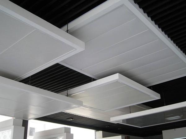 安装铝天花集成吊顶