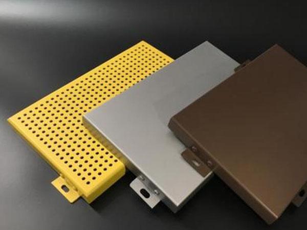 铝单板常规厚度