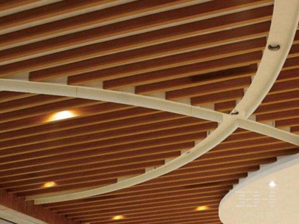 吊顶铝方通怎么安装