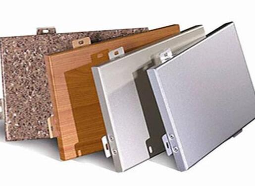 常见的铝单板规格尺寸