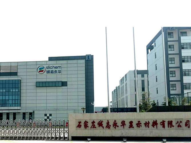 石家庄诚志永华显示材料有限公司VOCs治理工程