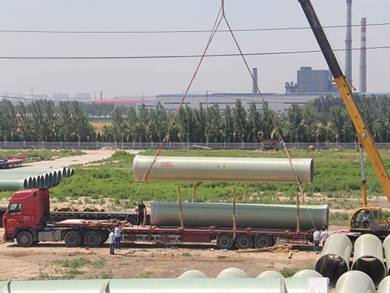 库尔勒市城市供水二期扩建工程