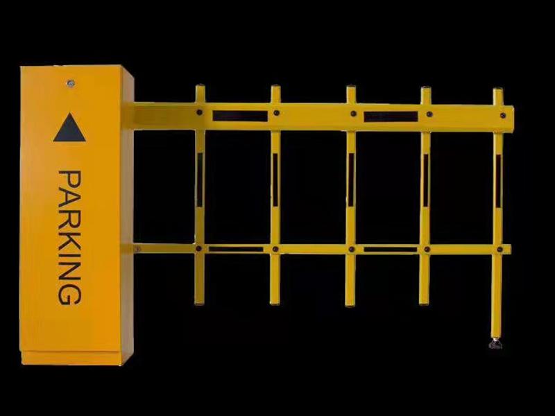 自动停车道闸