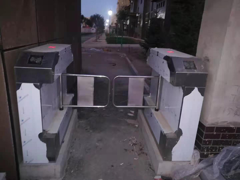 小区道闸门禁系统