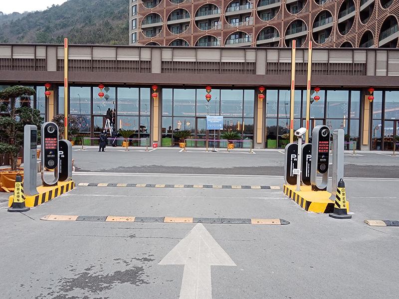 智慧停车平台的系统构成介绍