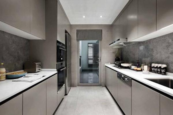 轻奢风格厨房