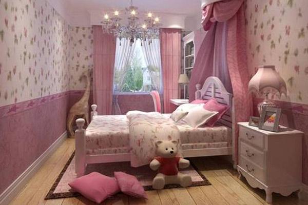 蘭州兒童房裝修