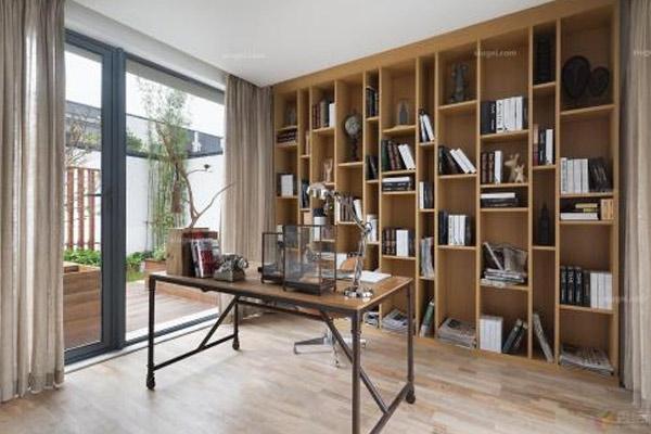北欧风格书房