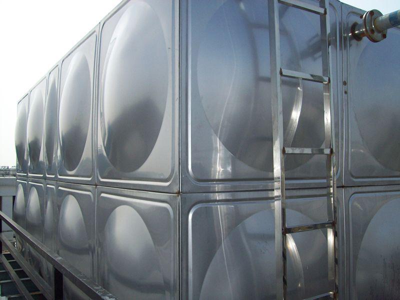 别墅不锈钢水箱