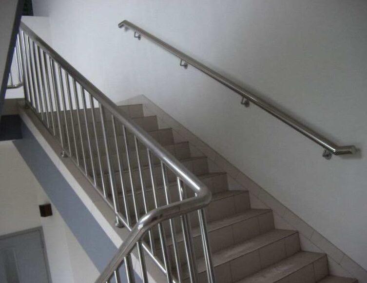 不锈钢扶手设计