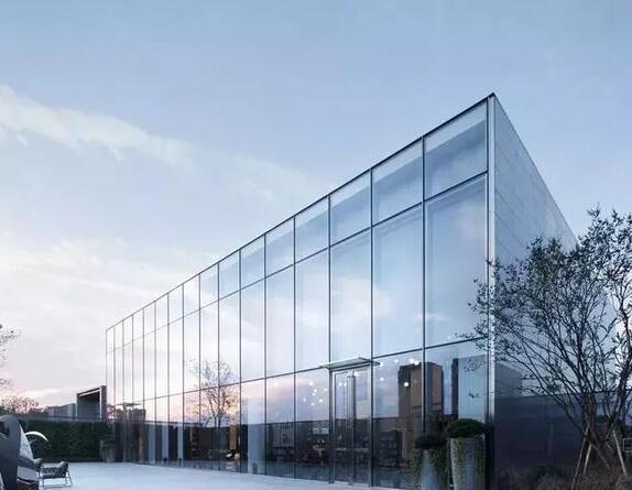 定西玻璃幕墙公司