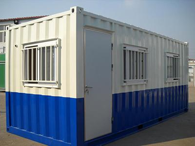 單層集裝箱活動房