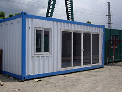 住人集装箱房