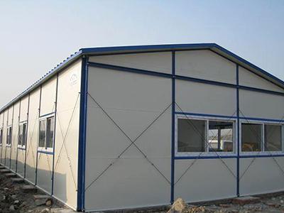 彩钢活动板房