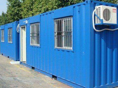 防火集装箱房屋